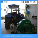 中国70-155HP 4WD Weifangの農場か農業かFotonか小型庭またはまたはコンパクト耕作するか、または芝生のトラクター