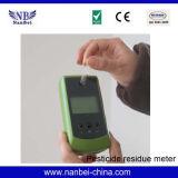 Schneller Schädlingsbekämpfungsmittel-Inhalts-prüfende intelligente Pestizidrückstand-Handprüfvorrichtung