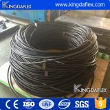 Smooth Finished Hydraulic Rubber Hose SAE100r2at/En853 2sn