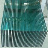 Fourniture de la partition en verre de bureau, étagères en verre, glace de couleur