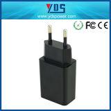 SmartphoneのためのEU/Usプラグの携帯電話の充電器