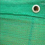 rete dell'impalcatura dell'HDPE di 1.8*6m con gli occhielli del metallo e corda dai lati