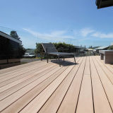 Technology novo Outdoor WPC Decking com Natural Wood Grain