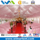 Curtain Linerの贅沢なWedding Party Tent Winterized