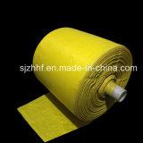 Saco tubular tecido PP da tela do preço da fábrica baixo nas cores