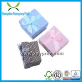 Venta al por mayor barata del rectángulo del cajón del papel hecho a mano
