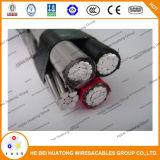 Delgado Aluminiumservice-Transceiverkabel UL 854 600V