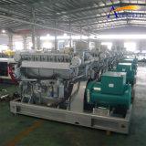 potência marinha do diesel dos geradores 500kw