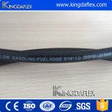 Tubo flessibile di gomma a fibra rinforzata del gasolio da 1/4 di pollice