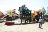 Maxillaire mobile et cône écrasant la centrale