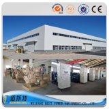5kw中国の工場ディーゼル機関を搭載する小さい無声発電機セット