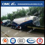 Bas de page de camion-citerne de ciment de la qualité Cimc Huajun 50cbm