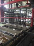 電気めっきの生産ライン