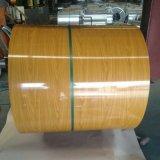 Катушка покрынная PPGI/Color стальная деревянных конструкций