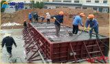 Понтон горячего массового производства сбывания конкретный плавая от Китая