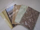 Folha de mármore de imitação/placa do PVC que faz a máquina