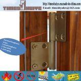 Дверь ванной комнаты рамки Fob Foshan алюминиевая с двойной стеклянной конструкцией
