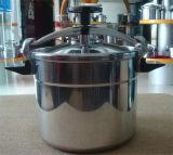 Французский тип алюминиевая герметическая электрическая кастрюля (BED-05)