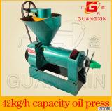 Imprensa de petróleo espiral para o petróleo vegetal Yzyx70-8
