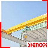 Barato móvil 1 Ton ~ 15 Ton eléctrico individual viga Overhead Crane Viajar