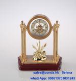 Reloj de lujo vendedor superior del escritorio para el kit esquelético determinado K5003G del reloj del reloj del regalo de la promoción