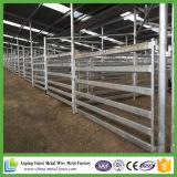 Гальванизированные панели загородки лошади металла поголовья