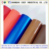 Collant lustré auto-adhésif amovible de vinyle de PVC pour le traceur de découpage