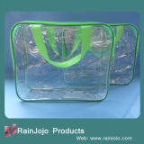 PVC Bedding Bag con Zipper Lock