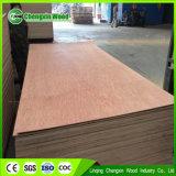 Feuille imperméable à l'eau de /Plywood de contre-plaqué/contre-plaqué commercial/contre-plaqué marin de Linyi, Shandong
