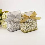 Rectángulo de papel del regalo delicado elegante del precio bajo