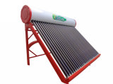 Calentador de agua solar (SALIDA DEL SOL 30 TUBOS)
