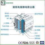 Breiter Platz der seitlichen elektrostatischen Fluss-Behandlung der Luft-Sammler-Eaf