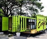 Camera espansibile prefabbricata mobile del contenitore di 20FT con i comitati solari
