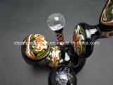 Труба горячей трубы руки трубы мамбы сбывания стремительной черной стеклянной стеклянная куря