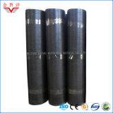 Membrana impermeable modificada polímero auto-adhesivo No-Reforzada del betún