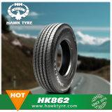 315/80r22.5 12r22.5 385/65r22.5 22.5 중동 아프리카 국가 공도 타이어를 위한 관이 없는 트럭 타이어