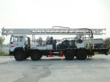 Fonte profissional caminhão Caminhão-Montado do equipamento Drilling de núcleo do poço de água da profundidade dos medidores 60-600