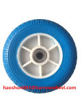 300-4 바퀴 무덤과 손 트롤리를 위한 PU 거품 바퀴