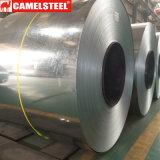 Zinco 40 qualsiasi bobina d'acciaio galvanizzata lustrino