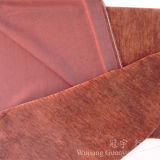 La plaine a teint le tissu 100% de Chenille de polyester pour le sofa