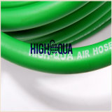 Tuyaux d'air en caoutchouc de tresse chinoise supérieure de fibre, tuyaux d'air flexibles à haute pression de surface lisse