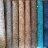 Tissu de sofa de la toile la plus fine (HL138)