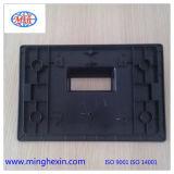 Zwarte Plastiek Gevormde Huisvesting met SGS van ISO