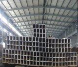 Tubo de Q235 HDG/tubo de acero hueco cuadrado de la construcción/tubo hueco de la sección del cuadrado