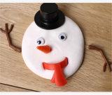Weihnachtsgeschenk wirklich schmilzt Lehm-schmelzenden Schneemann