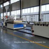 La macchina di plastica dell'espulsione della scheda della gomma piuma del PVC con ISO9001 ha approvato
