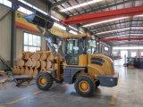 Eougem Zl16 1.6 Tonnen-Vertrag Wheelloader bewegliche Lieferungs-Ladevorrichtung