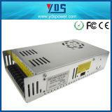 Bloc d'alimentation de Caisse Industrial en métal 12V 40A pour LED/CCTV Power