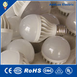 CER-UL SMD 5W E27 Energie-Einsparung LED Light Bulb