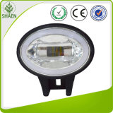 지프 LED 헤드라이트를 위한 공장 가격 30W 크롬